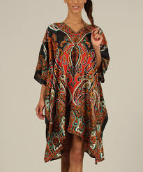 Plus Size 36 Black Womens Summer Party Kaftan/Dress Plus Size By Kushi - Pack of 12