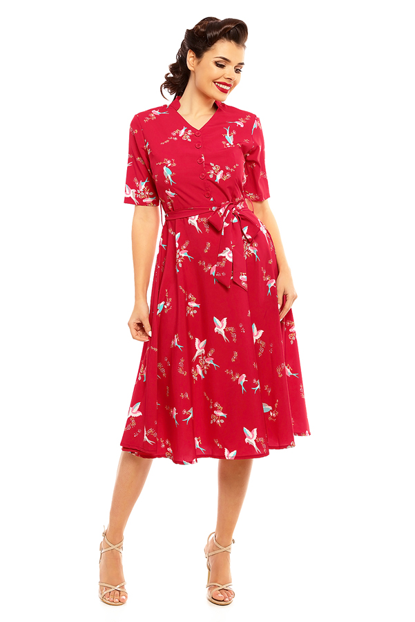 Ladies 1940's Style Retro Vintage