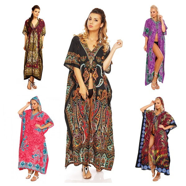 Ladies Job Lot clearance Package of Kaftans and Kimonos  -  25 Pcs