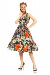Womens Retro Vintage 20934 1950's Party Summer Dress - Pack of 10