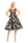 Womens Retro Vintage 20911 1950's Party Summer Dress - Pack of 10