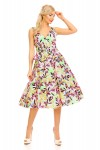 Womens Retro Vintage 20922 1950's Party Summer Dress - Pack of 10