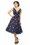 Retro Vintage Pin Up Rockabilly Swing Dress - Pack of 10