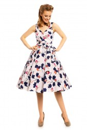 Womens Retro Vintage 20928 1950's Party Summer Dress - Pack Of 10
