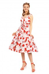 Womens Retro Vintage 20930 1950's Party Summer Dress - Pack Of 10