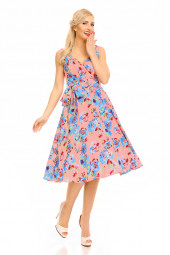 Womens Retro Vintage 20920 1950's Party Summer Dress - Pack Of 10